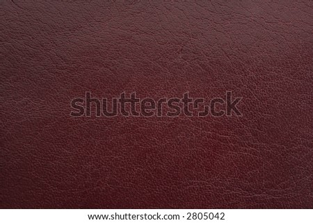 Red skin texture - stock photo