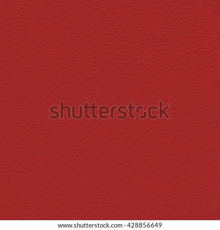 red synthetic leather background