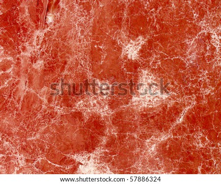 red teture of marble - stock photo