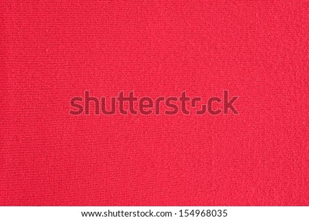 red textile background - stock photo