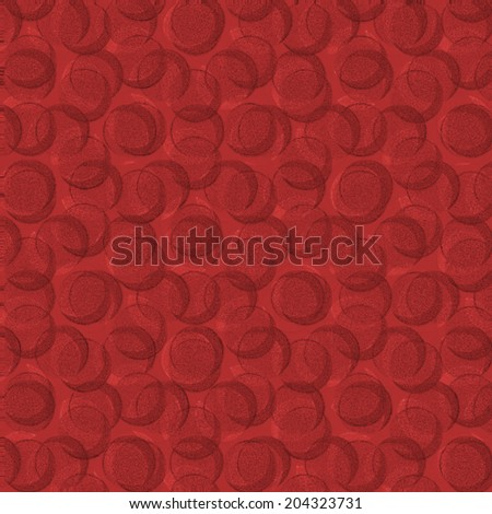 red textured background,circles