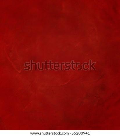 Red Velvet Illustration - stock photo