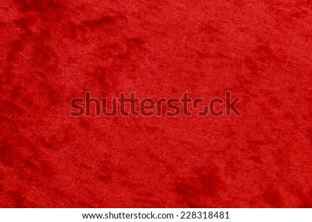 red velvet texture background/Velvet texture red - stock photo