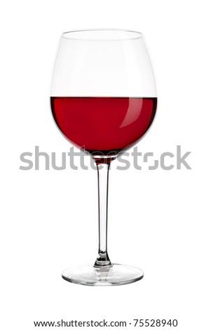 Red Wine - stock photo