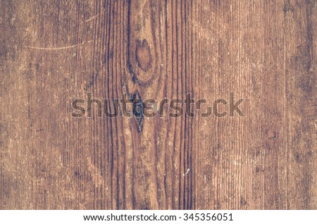 Red wooden texture. Vintage rustic style. Natural surface, background and wallpaper. Toned - stock photo