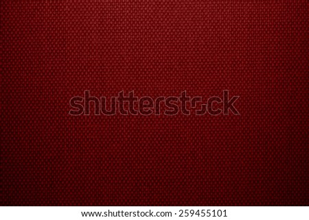 red woven texture - stock photo