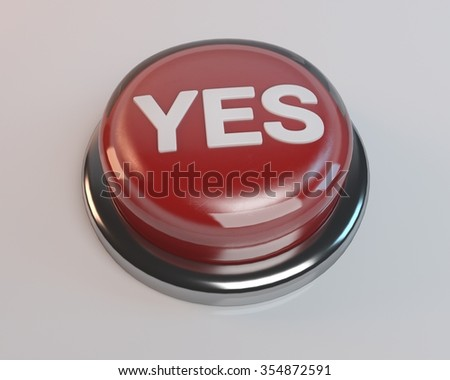 red yes button