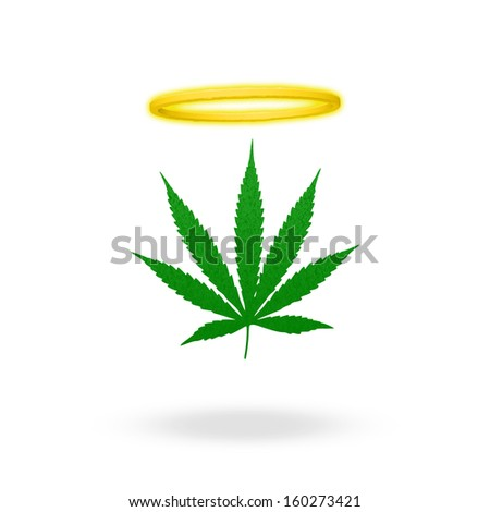 Reefer Halo - stock photo