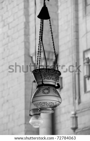 Refaie mosque - stock photo