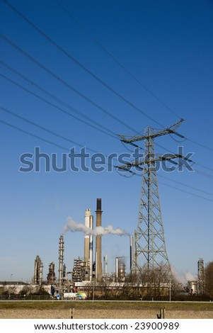 Refinery & High Power lines