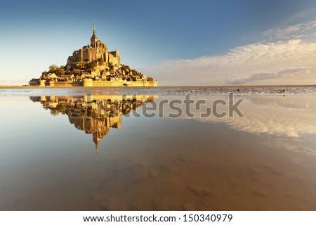 reflect - stock photo