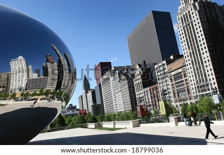 Reflecting Chicago