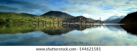Reflections on Ennerdale