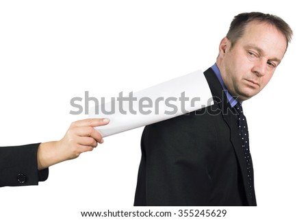 refugee policy - stock photo