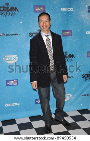 Reggie Lee at the 2009 Spike TV Scream Awards, at the Greek Theatre, Los Angeles. October 17, 2009  Los Angeles, CA Picture: Paul Smith / Featureflash
