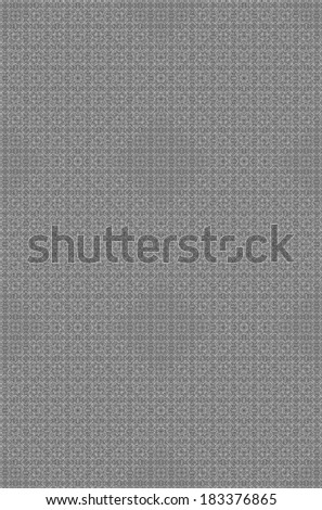 Regular pattern in shades of gray. For use in the manufacture of textiles. - stock photo