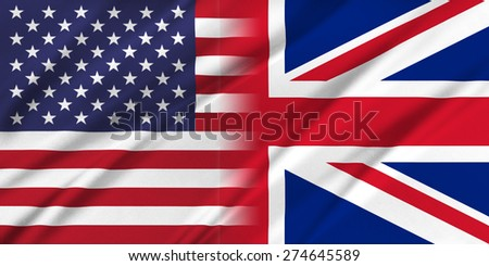 Relations between countries. USA and United Kingdom.