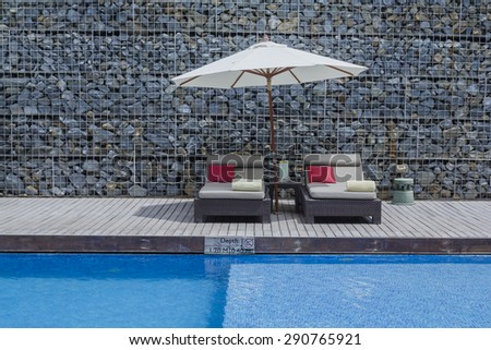 Getting Into The Swimming Pool Stock Photos Images Pictures Shutterstock