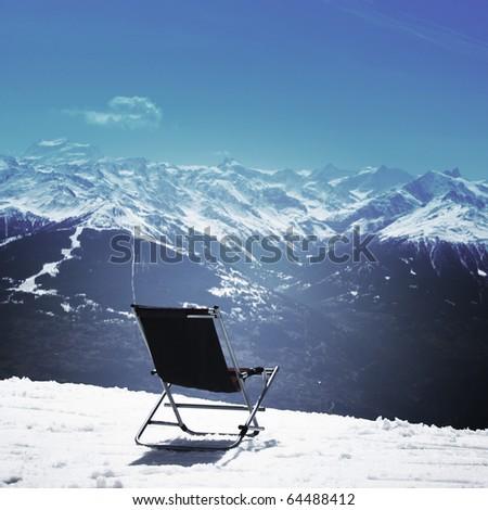relax longue - stock photo