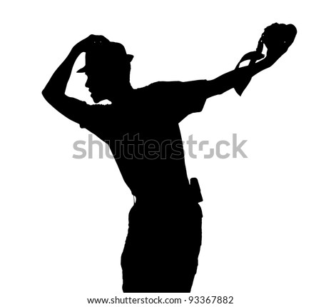 Relax photographer. Relax a cameraman silhouette on a variety of independent action. - stock photo