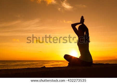 Relax your mind. - stock photo