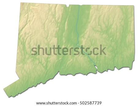 Connecticut Map Stock Images RoyaltyFree Images Vectors - Us map ct