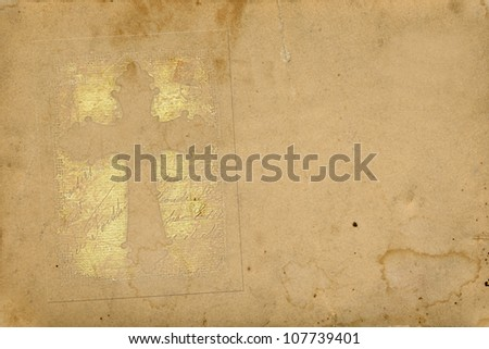 Religious Background with space for your text or image - stock photo
