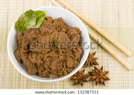 Mutton Curry Stock Photos, Images, & Pictures | Shutterstock