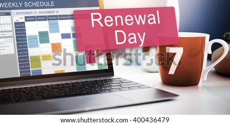 Renewal Day Ecology Environmental Source Energy Concept - stock photo