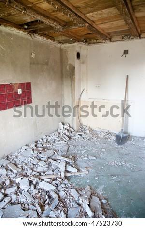 Renovation - stock photo