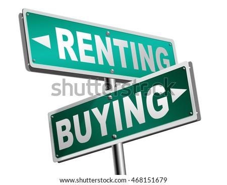 Order now online internet web shop stock illustration for Mortgage to buy land