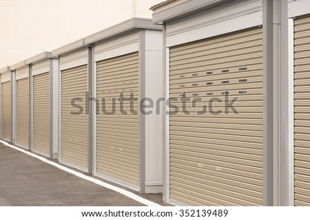 Rental warehouse