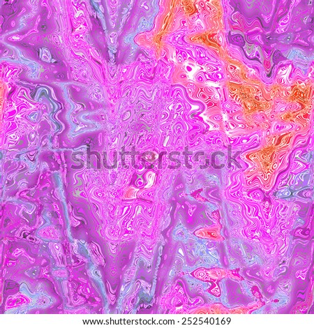 Repeating abstract kaleidoscopic purple background