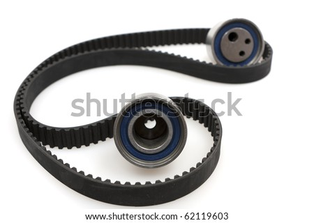 Replacement Belt for automotive engine