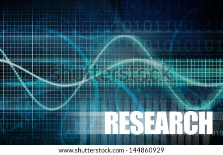 Research and Development as a Company Department - stock photo