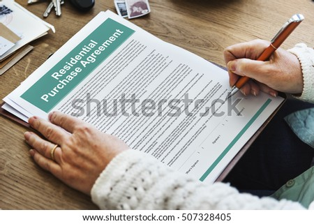 Purchase Contract Stock Photos RoyaltyFree Images  Vectors