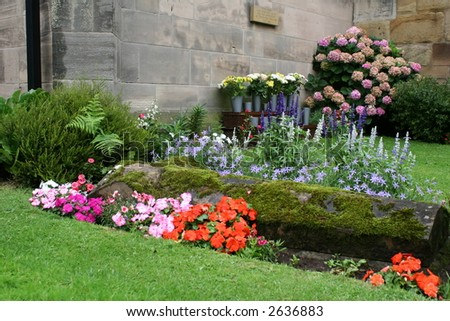 resting place - stock photo