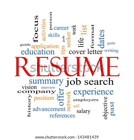 resume cover letter stock photos images pictures
