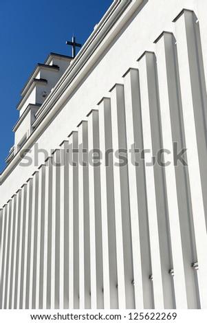 Resurrection Church - stock photo