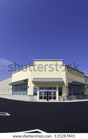 Retail Store - stock photo