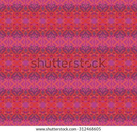 Retro abstract seamless pattern, seamless  pattern in retro style. Raster version - stock photo