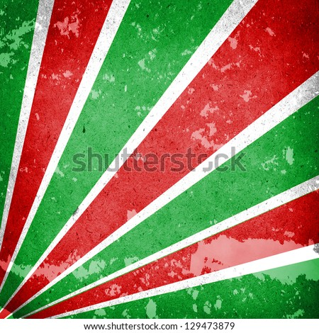 Retro background or poster - stock photo