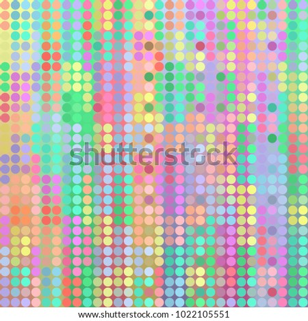 Retro background, transition bright colors.  backdrop of geometric shape.