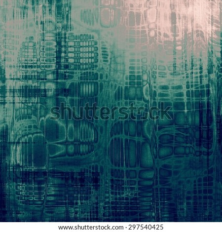 Retro background with grunge texture. With different color patterns: gray; green; pink; blue