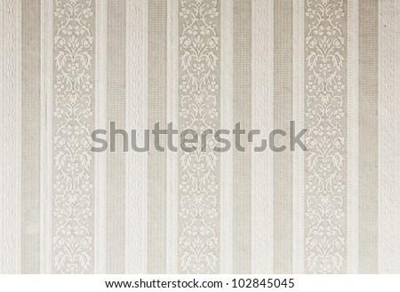 retro damask wallpaper background See my portfolio for more - stock photo