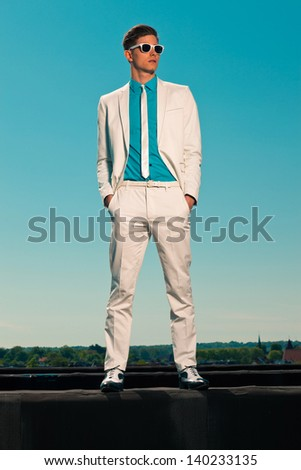 White Suit Stock Images, Royalty-Free Images & Vectors | Shutterstock