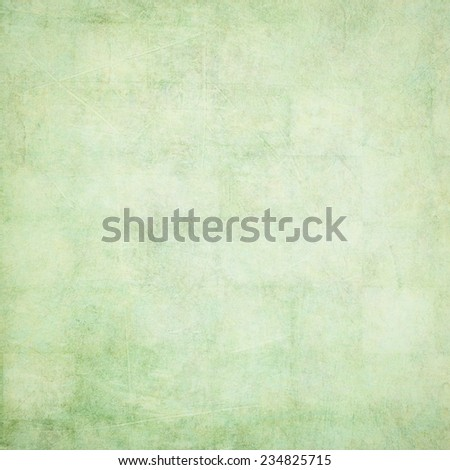 retro green background with texture of old paper  - stock photo