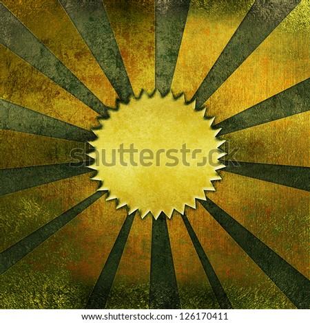 Retro grunge metal texture abstract background beam - stock photo