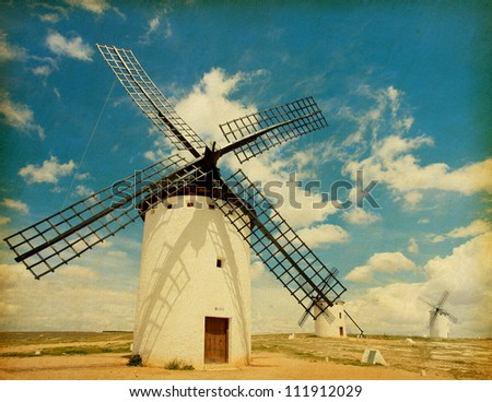 Old Windmill Stock Photos, Images, & Pictures | Shutterstock