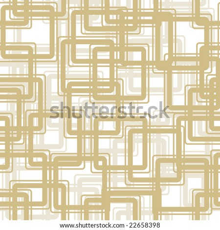 Retro light rectangles seamless background. Vector version is in my portfolio